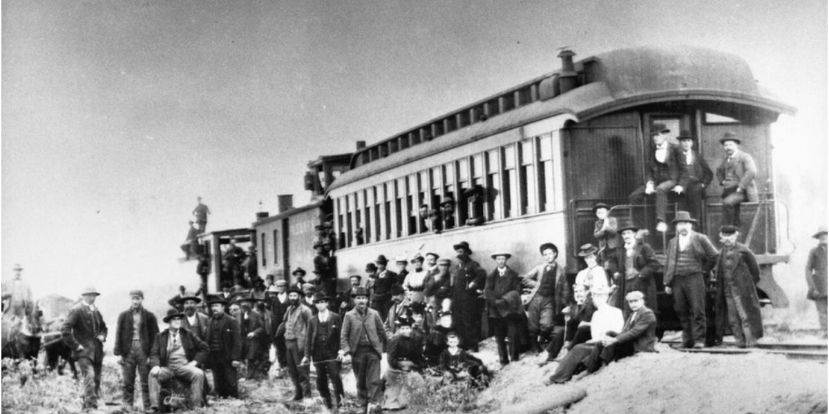 Lumber Company Rail